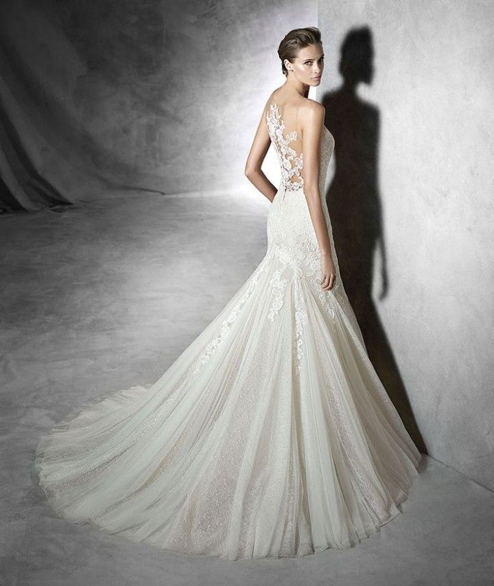Pronovias Wedding Dresses 2016 Collection - MODwedding