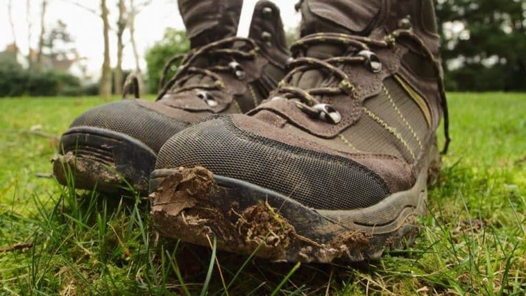 cd7c87d2c32 How to Clean Dirty Hiking Boots #hiking #outdoors #adventure ...