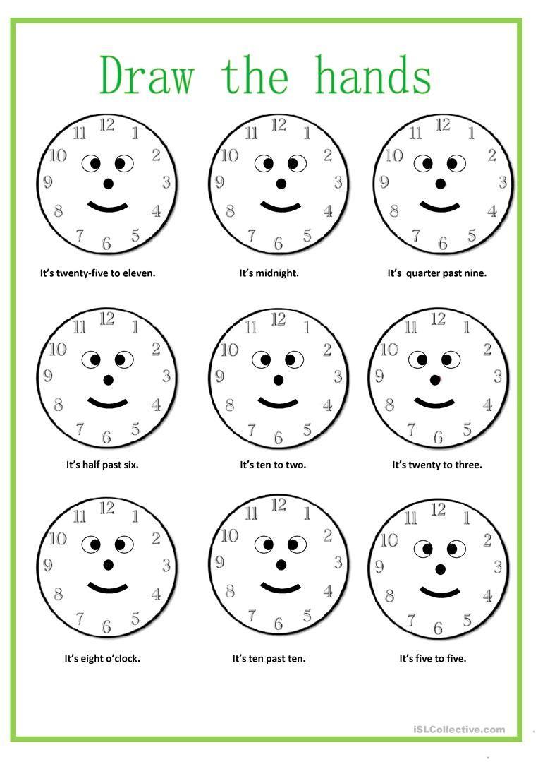 worksheet Esl Printable Worksheets what time is it worksheet free esl printable worksheets made by teachers