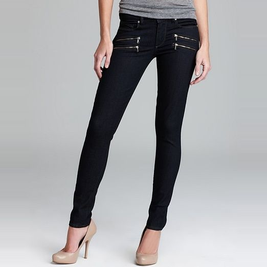 Paige Denim Edgemont Ultra #Skinny Jeans #topten #best #pants #jeans #denim #moto @Paige Denim