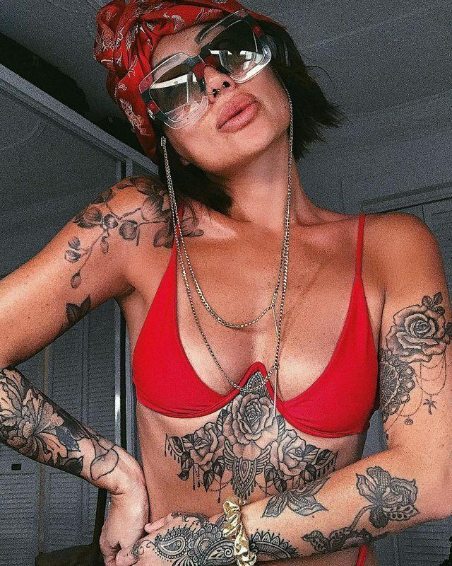 Photo of Körperkunst –  Körperkunst  – #korperkunst #mountaintattoo #tattoogirlbody #ta…