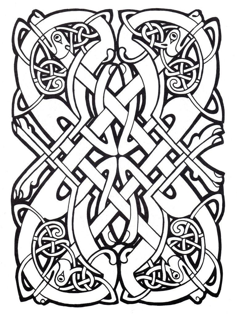 Celtic Design 038
