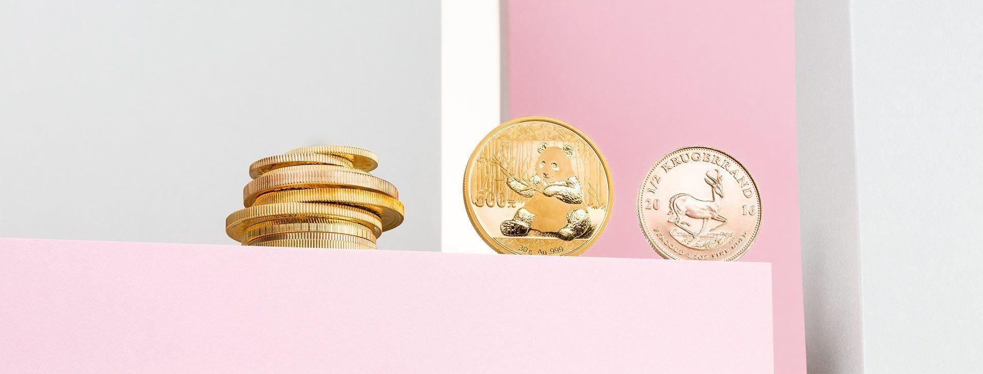 Die Haeger Gmbh Empfiehlt Sich Auch Für Den Münzenankauf In Krefeld Goldankauf Gold Silbermünzen