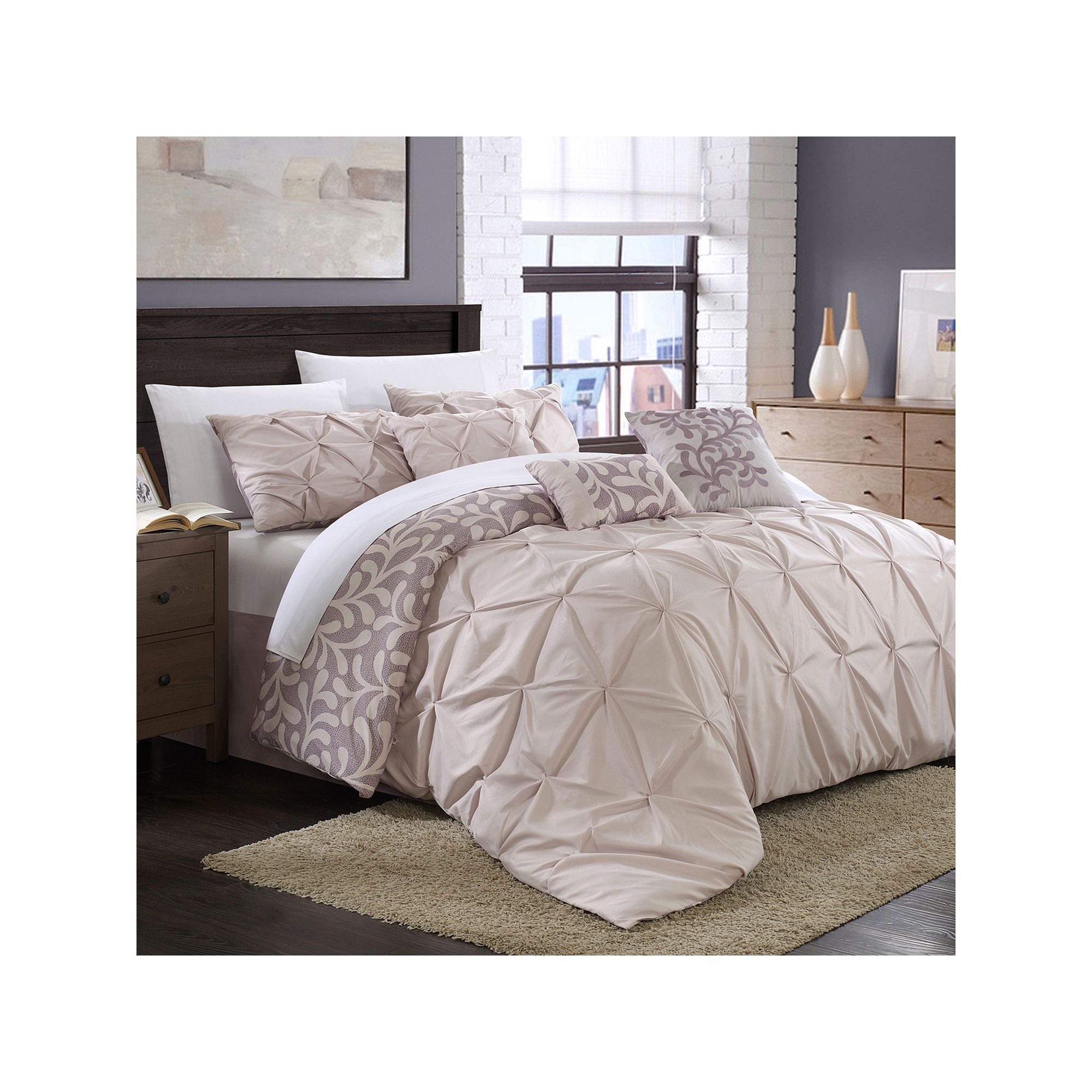 lily overstock intelligent com the pin on coral comforter shopping deals linen set design best