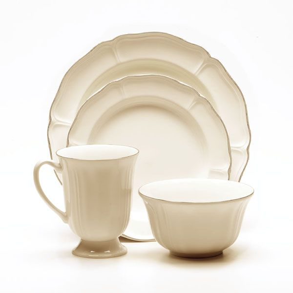Cream Ware Collection Queens Plain Dinnerware by Wedgwood  sc 1 st  Pinterest & Cream Ware Collection Queens Plain Dinnerware by Wedgwood | Party ...