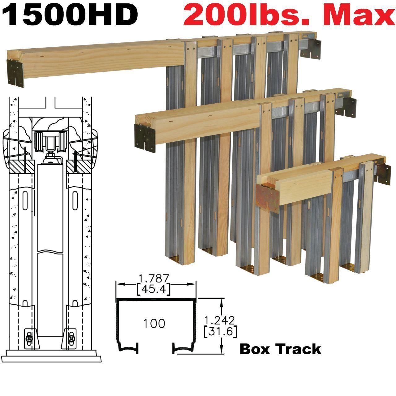 Johnson 1500 Pocket Door Frame Httpretrocomputinggeek
