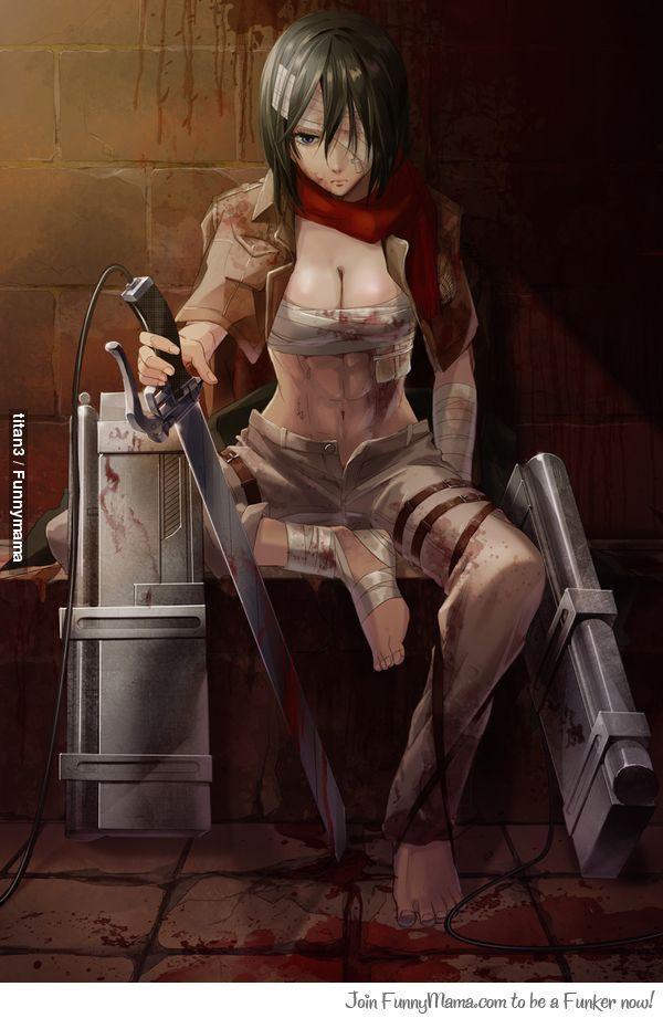 Attack on Titan Hot v.66 | Character | Pinterest ...