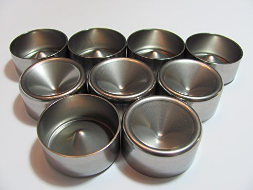 MYB Technology 9 High Wall Stainless Steel Storage Cups For Napa 4003 Or  Wix 24003 U003e