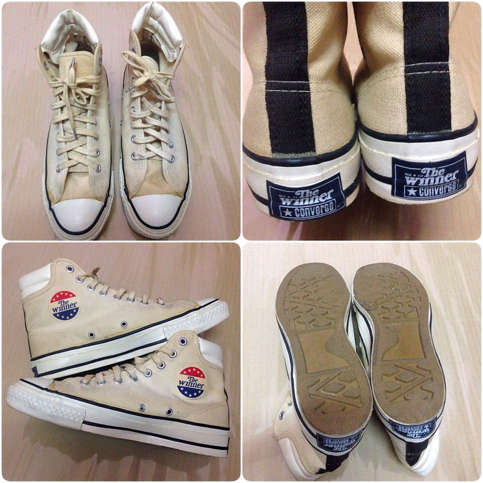 For sale vintage the winner Converse Chuck Taylor All Star 3681b7f1f