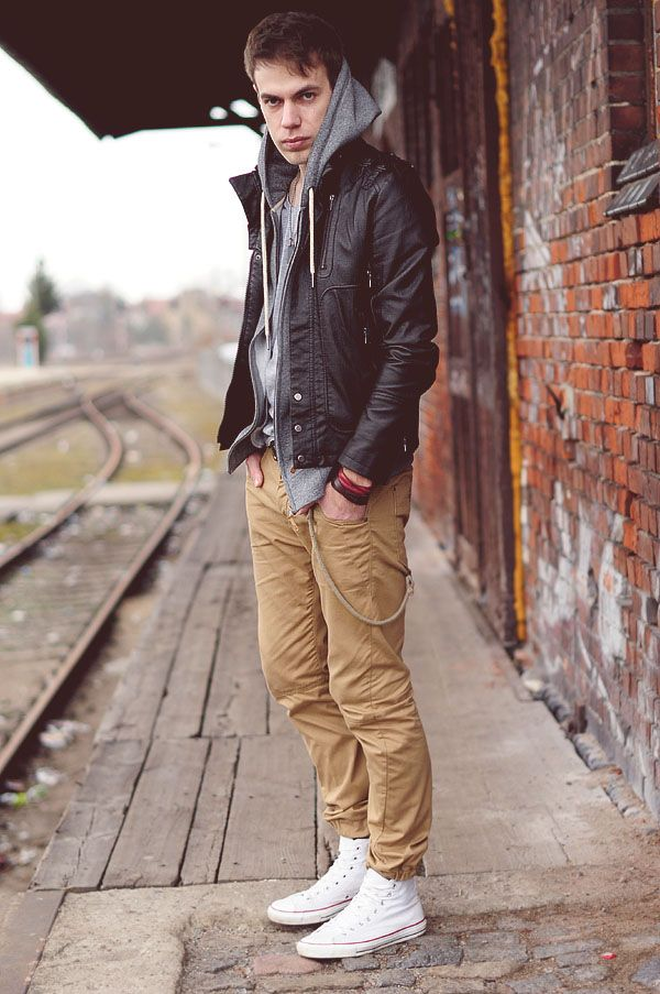The Old Reader 86 Sporty Outfits Men Mens Outfits White Converse Outfits