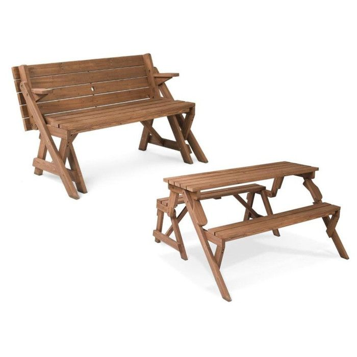 Surprising Youll Love The Folding Picnic Table And Bench At Wayfair Dailytribune Chair Design For Home Dailytribuneorg