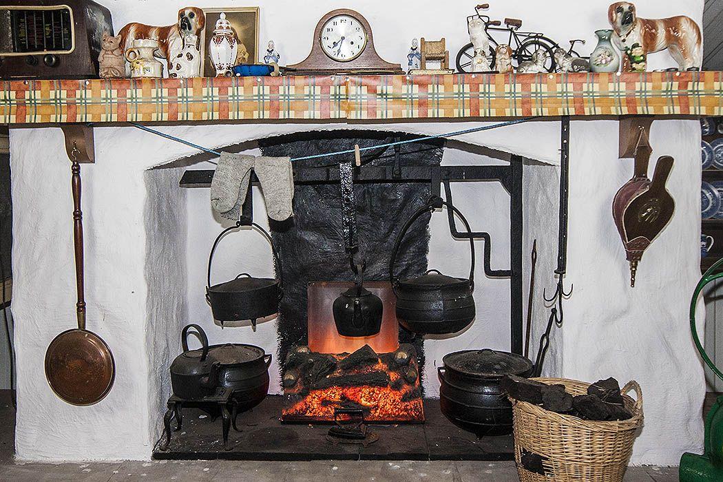 old irish fireplaces Google Search Irish interiors