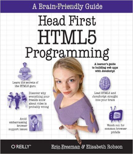 Head First HTML5 Programming Building Web Apps with