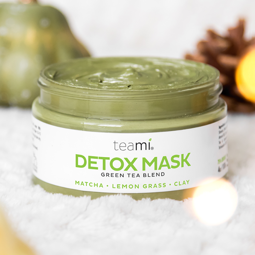 Photo of Green Tea Detox Mask