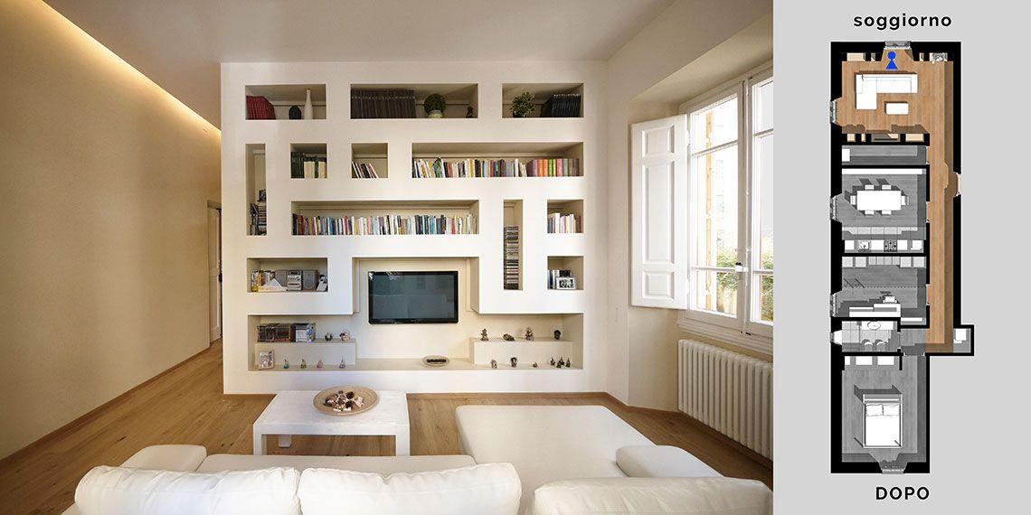 Ristrutturazione Appartamento Storico Firenze