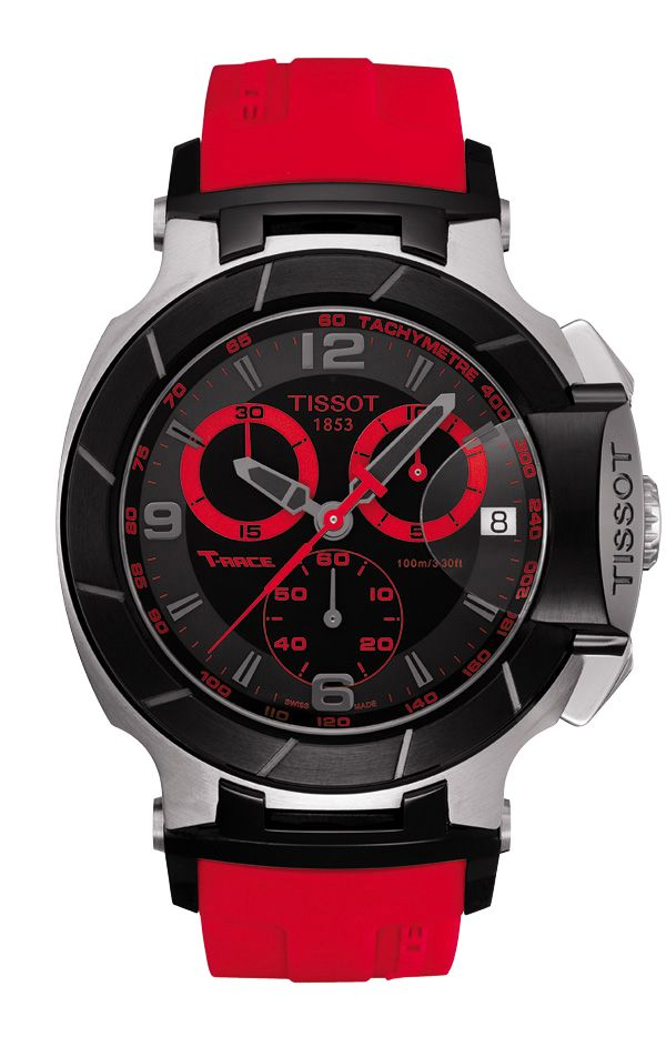 TISSOT T-RACE QUARTZ T0484172705702