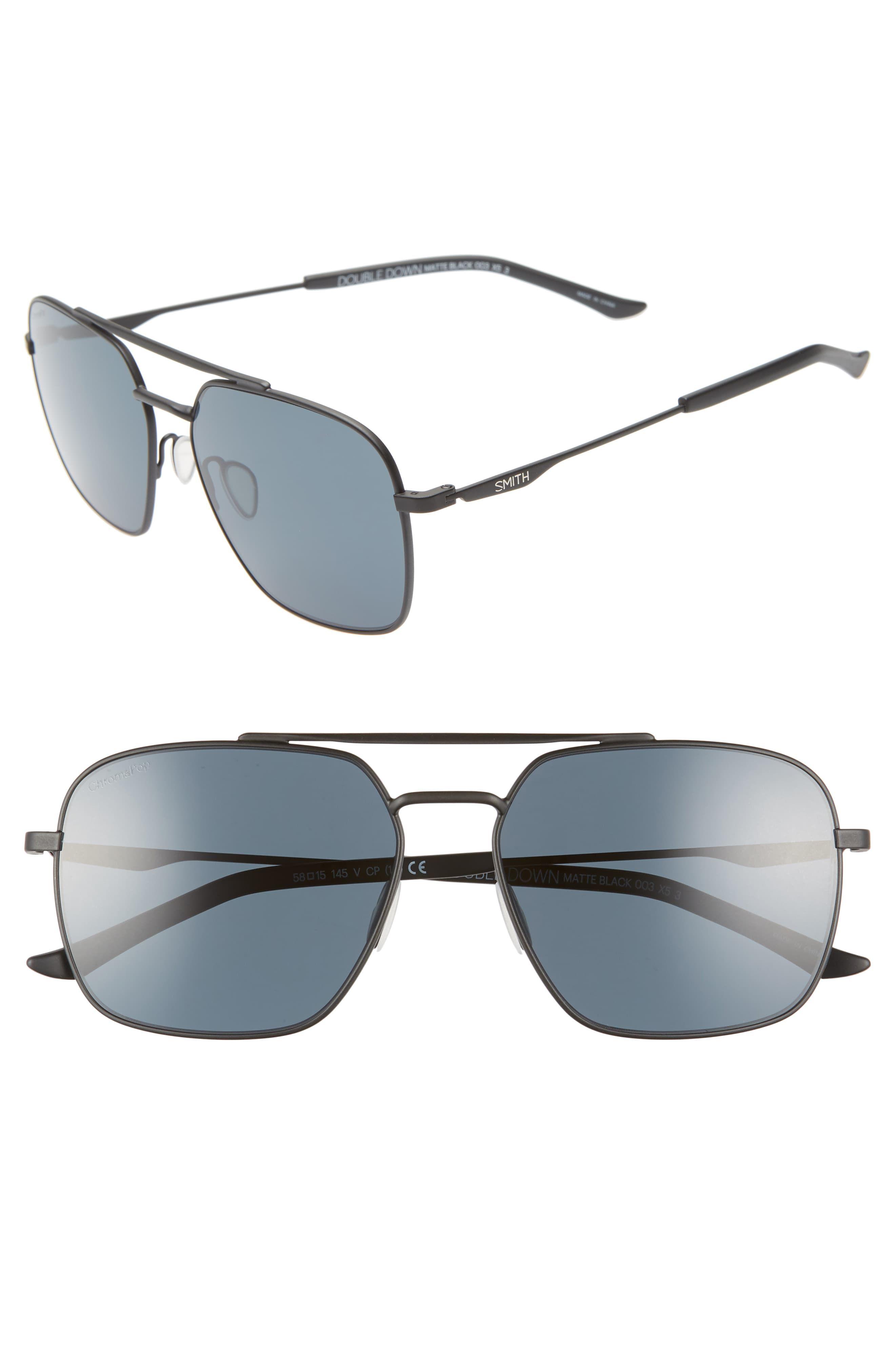 Smith Double Down Chromapop Sunglasses