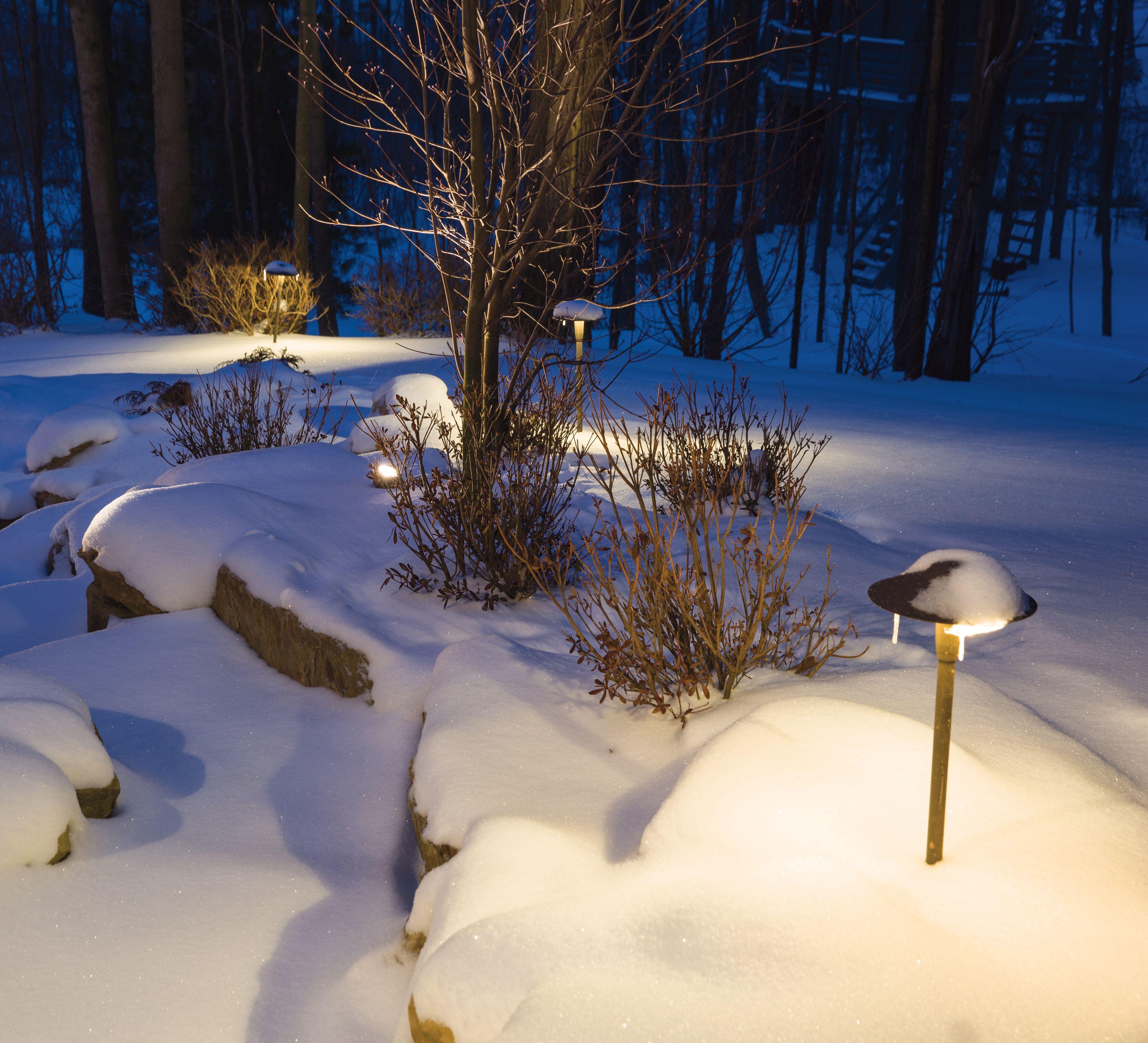 Elegant Kichler Landscape Lighting Catalog