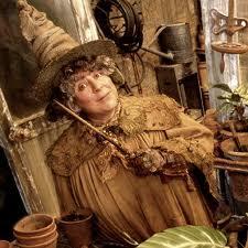 Miriam Margolyes Aka Professor Sprout Harry Potter Born May 18 1941 Harry Potter Professoren Harry Potter Kostum Phantastische Tierwesen