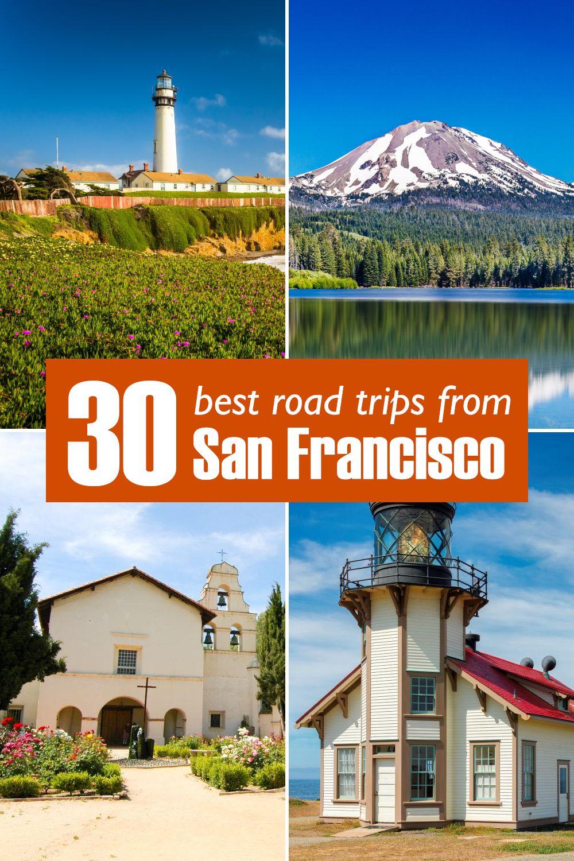 RV Stops: San Francisco | Northern california road trip