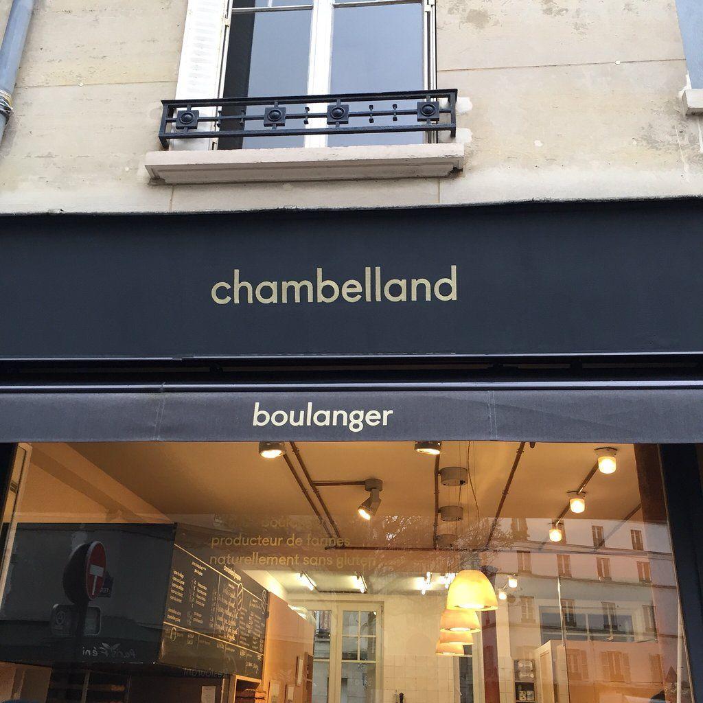 Chambelland Boulangerie (Vegan Options), Paris, France