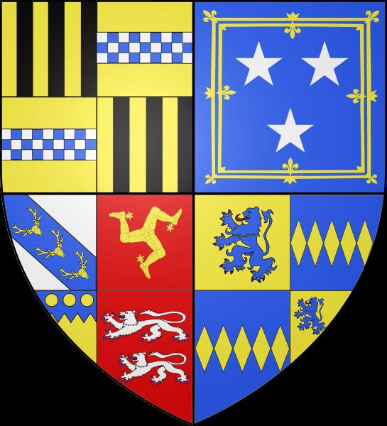 File:Duke of Atholl arms.svg