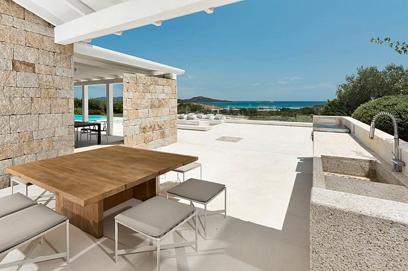 VILLA AFRODITE Sardinien Luxus Villen 6 Schlafzimmer