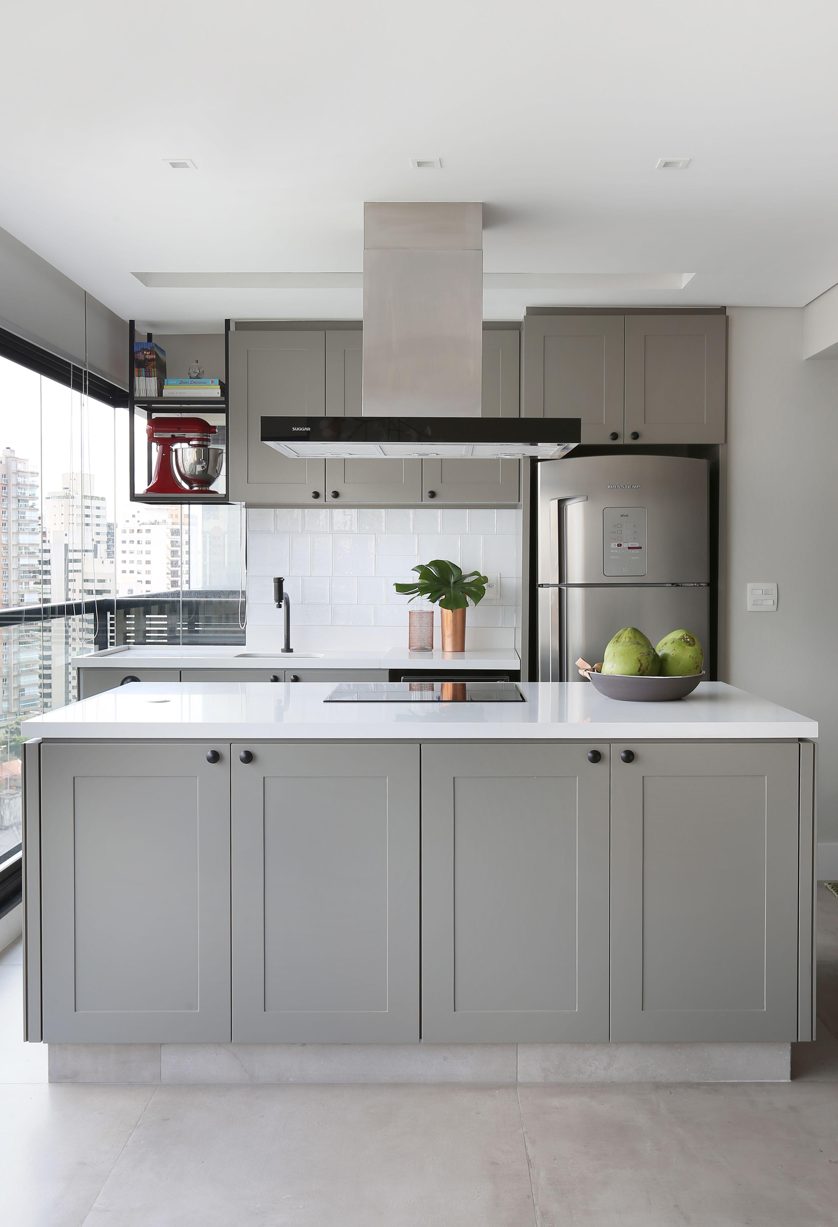 Foto Para Loft 87 Cozinha Detalhes Omelhorclick Archdaily Decor Design Designer Interiores Fotografiadeint Kitchen Plans Kitchen Decor Kitchen Design