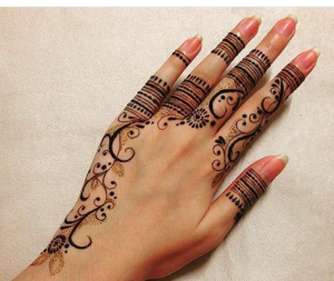 Henna tattoo designs fingers images for Henna tattoo fingers
