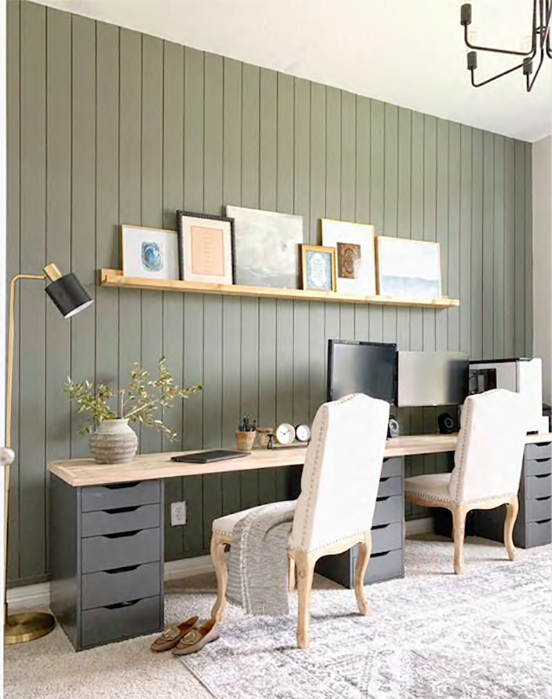 The Kid Office Mood Board Lots Of Home Office Inspiration In 2020 Ikea Home Office Ikea Home Ikea Desk Hack