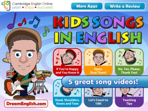 Kids Songs in English HD (0.99) Our singalong videos are
