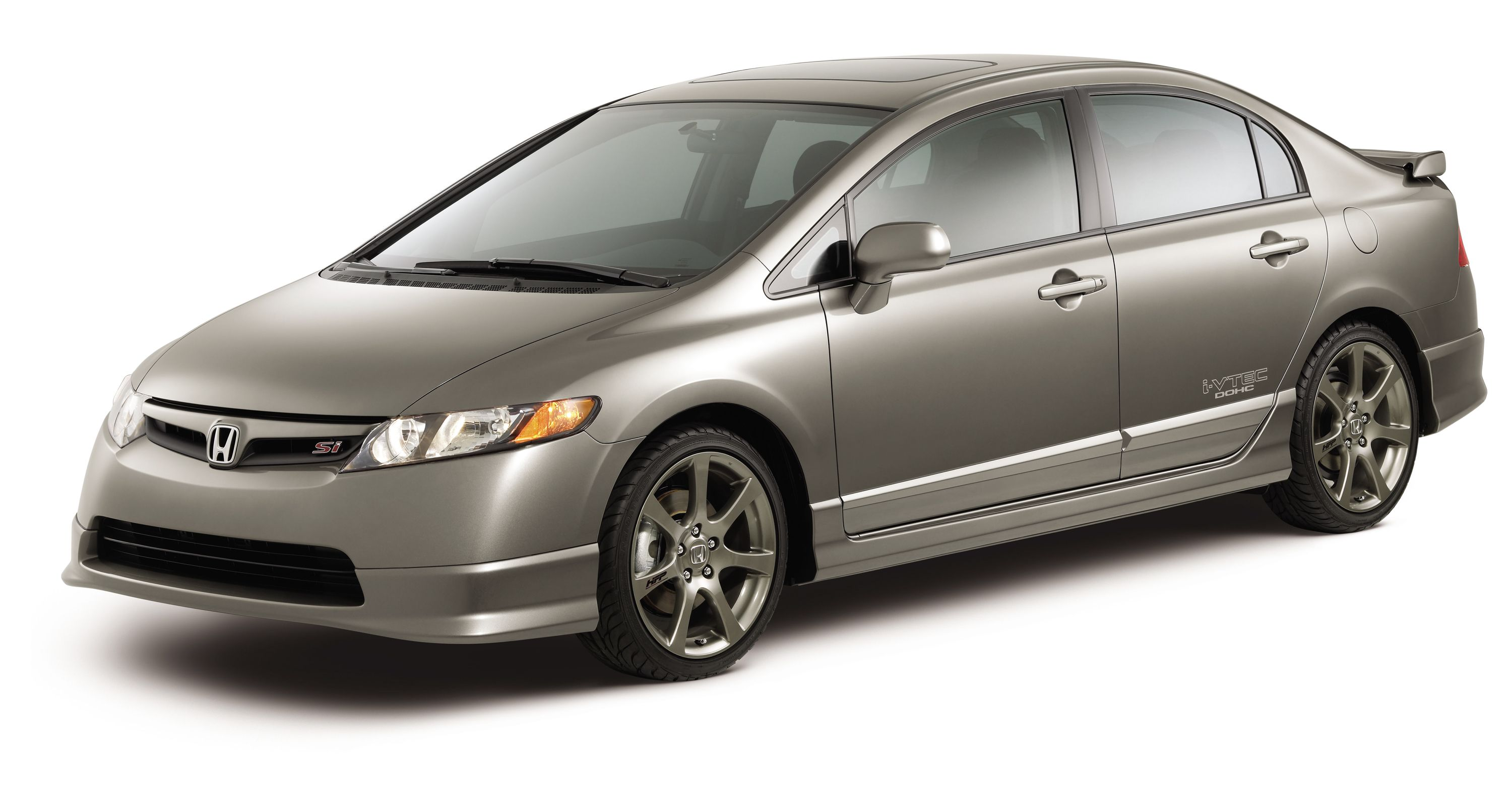 2007 08 honda civic si sedan