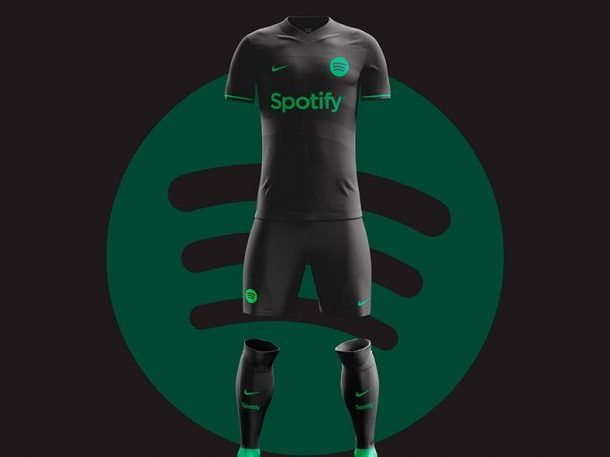 787 Spotify Jpg 1959332991 Times De Futebol Camisetas De