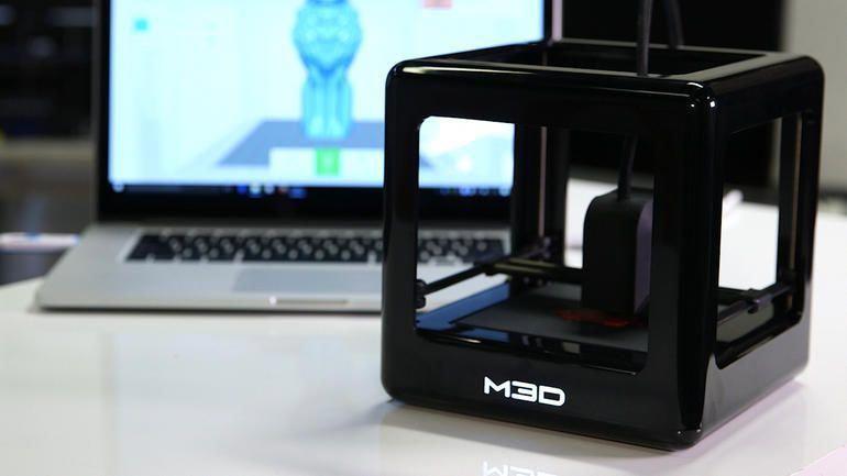 M3D Micro 3D Printer 3dprintertoys Micro 3d printer