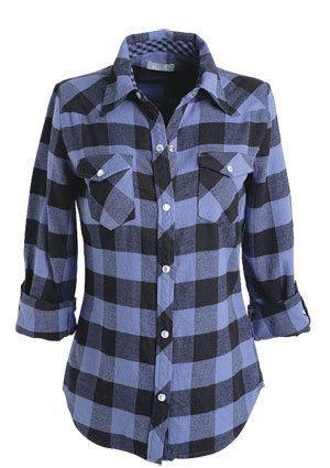 3197c2d1c Elisa Flannel Shirt - Teen Fashion Photo (7602360) - Fanpop ...