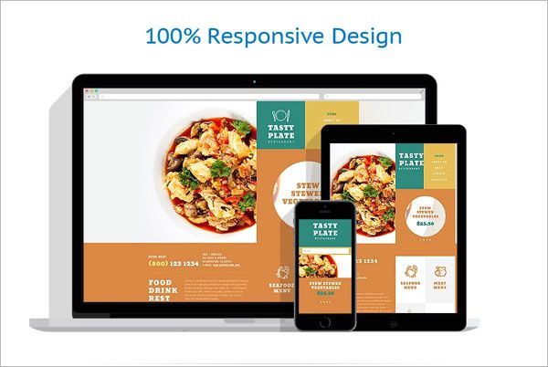 100 restaurant responsive wordpress themes in 2018 restaurant 100 restaurant responsive wordpress themes in 2018 forumfinder Gallery