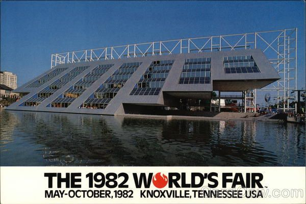 1982 worlds fair knoxville tennessee