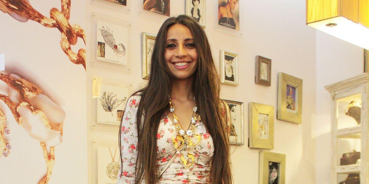 Meet the designer – Pallavi Foley #diamonds