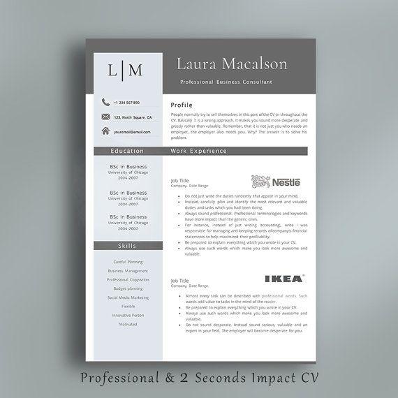 logo experiences professionnel cv