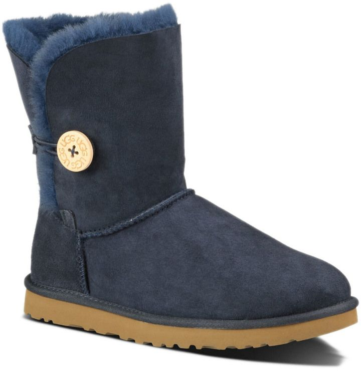 UGG Bailey Button Twinface Sheepskin Boot