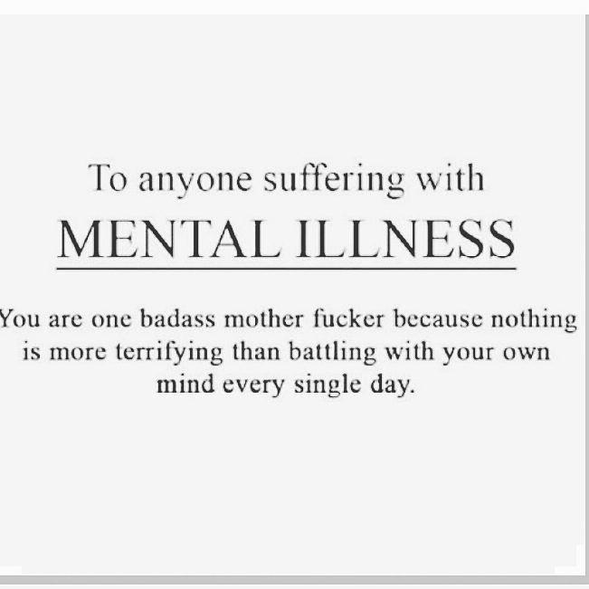 regram @elephantgatelife You are brave. #elephantintheroom #mentalillness #mentalhealthawareness #positivity #noshame #brave