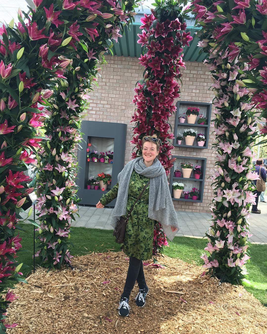 I Love Lilies Pretending To Be One Of Them Keukenhof Nederland