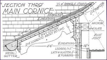 Exposed Rafter Tail Eave Details Google Search Rafter Roofing Terms Exposed Rafters