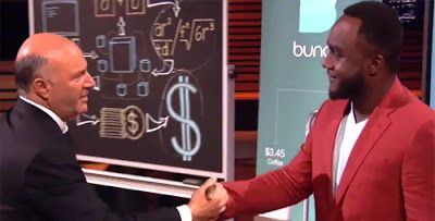 Cryptocurrency shark tank regret deal