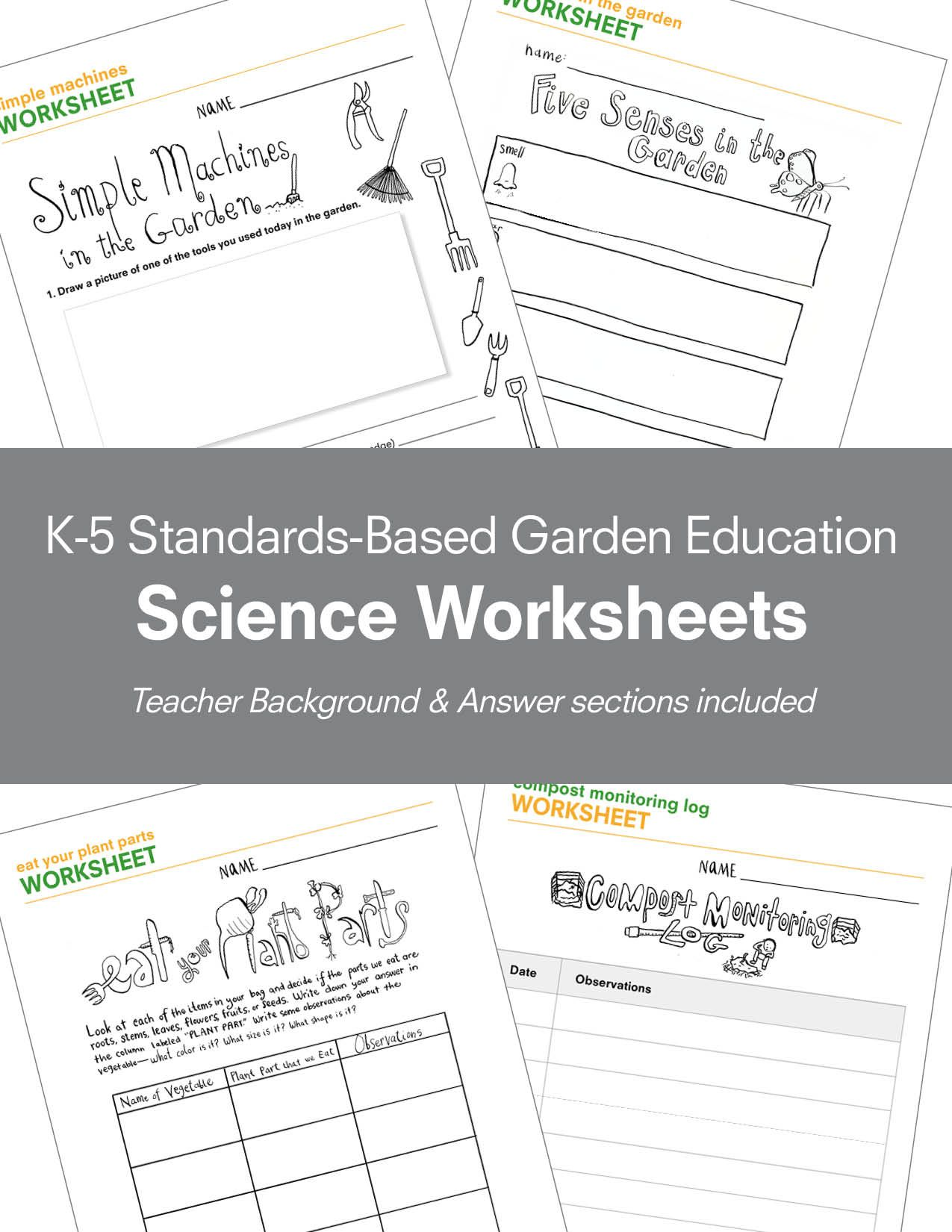 Pin By Schoolyard Roots On K 5 Science Standards Based