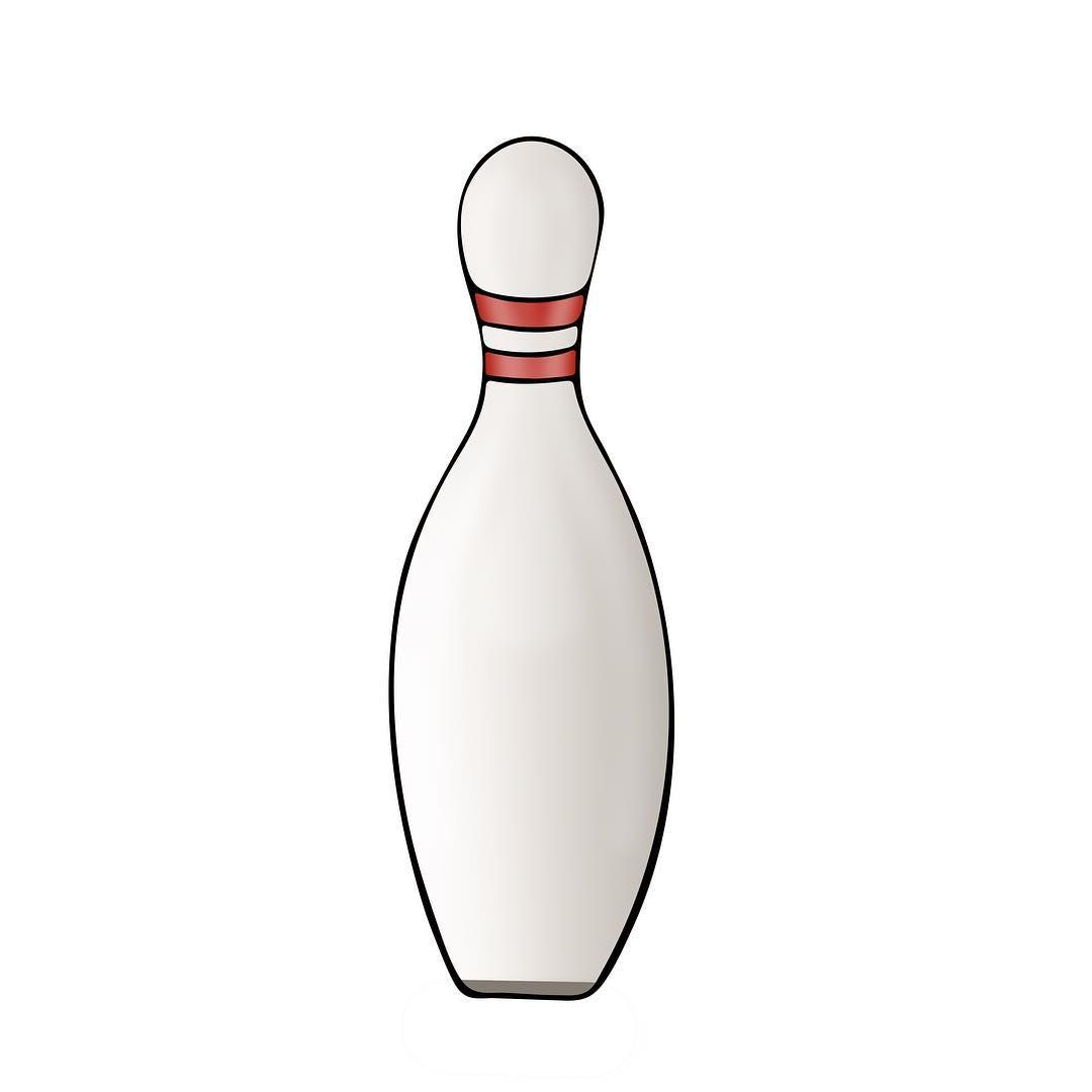 Printable Bowling Coloring Page 7 Bowling Birthday Party