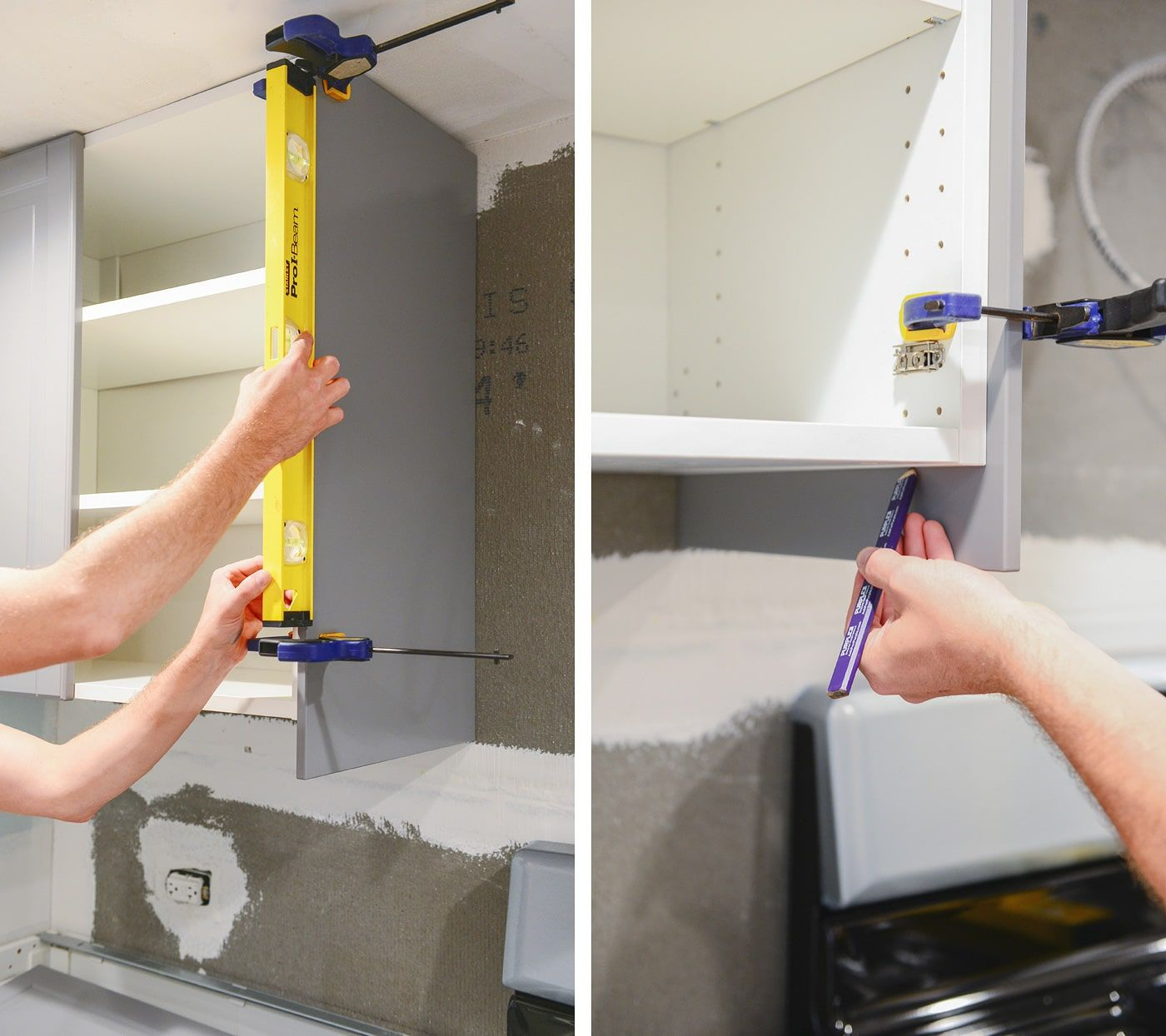 Perfecting The Imperfect In Our Ikea Kitchen Fillers Panels Toe Kicks Ikea Kitchen Kitchen Remodel Small Modern Kitchen Design