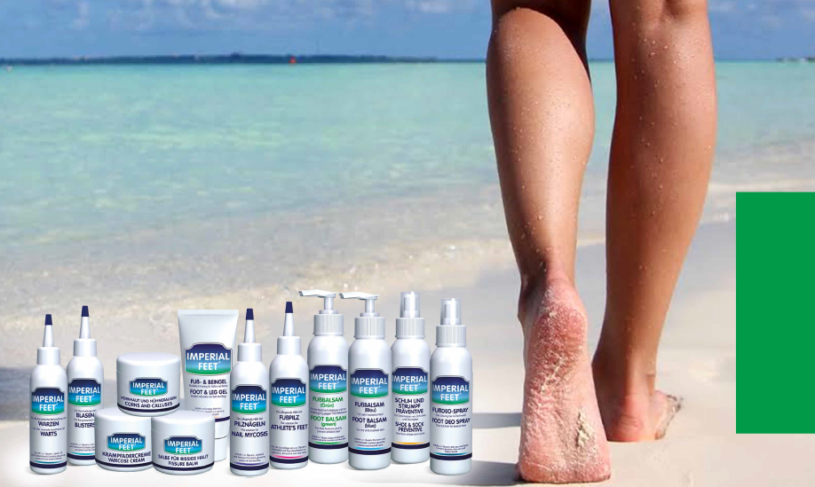 professional foot care products