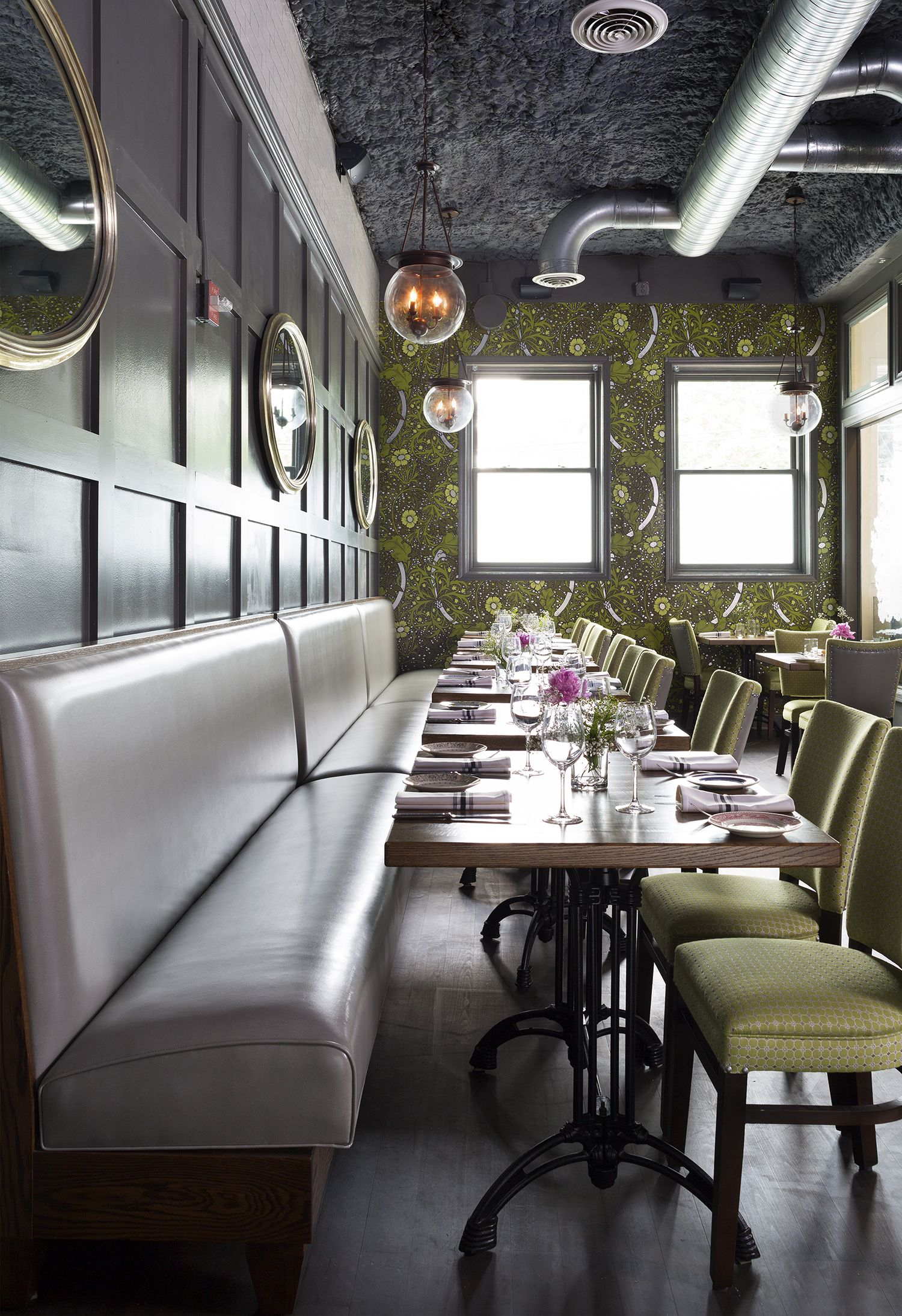 Magnolia Room Is A Gorgeous Restaurant Located In The Chevy