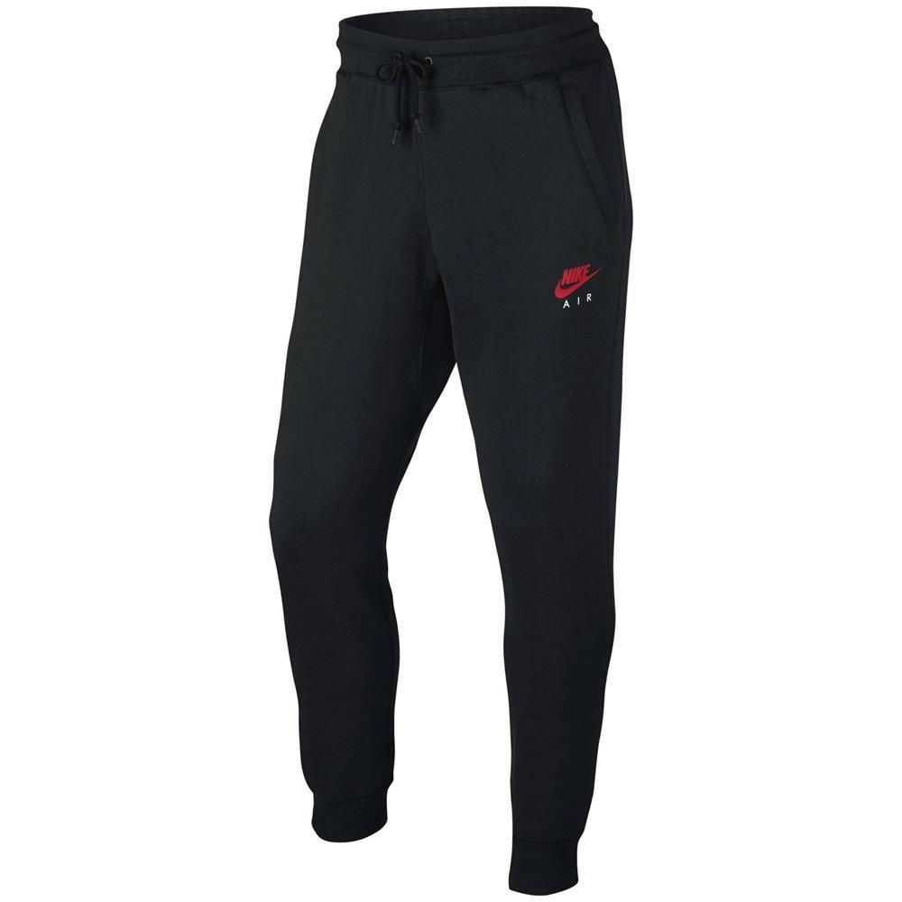 82b098ea0ca1e4 Nike Air Heritage Fleece Herren Trainingsanzug Hoodie Jogginghose Anzug  2-Teilig Fleece Herren Heritage